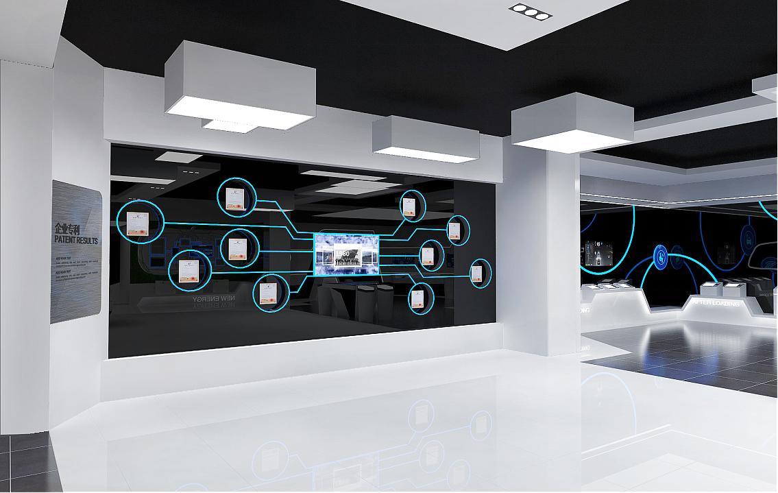航盛集团HSAE科技数字展厅