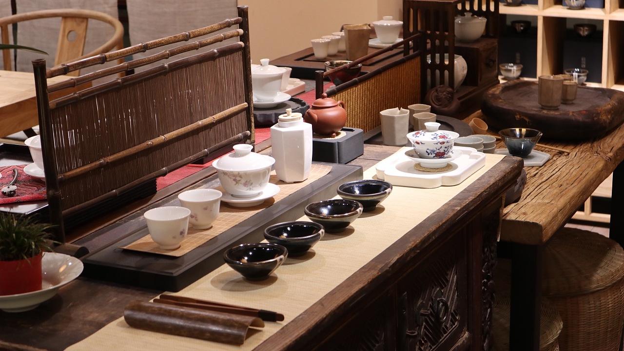 青廬 · 茶文化
