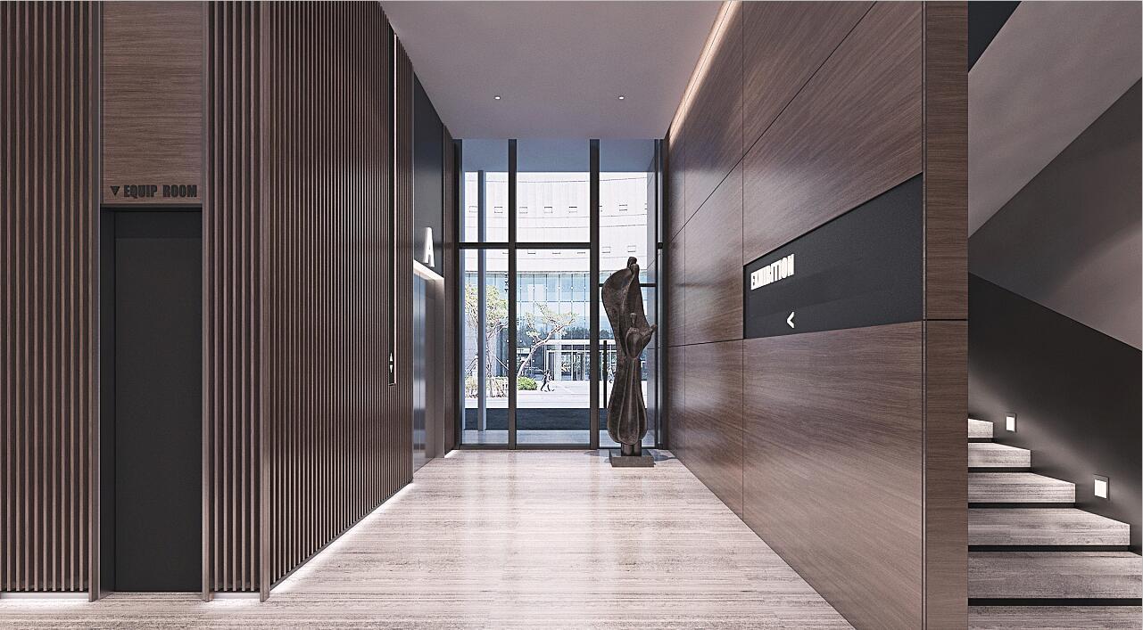 转圆·說义建筑企业展馆
