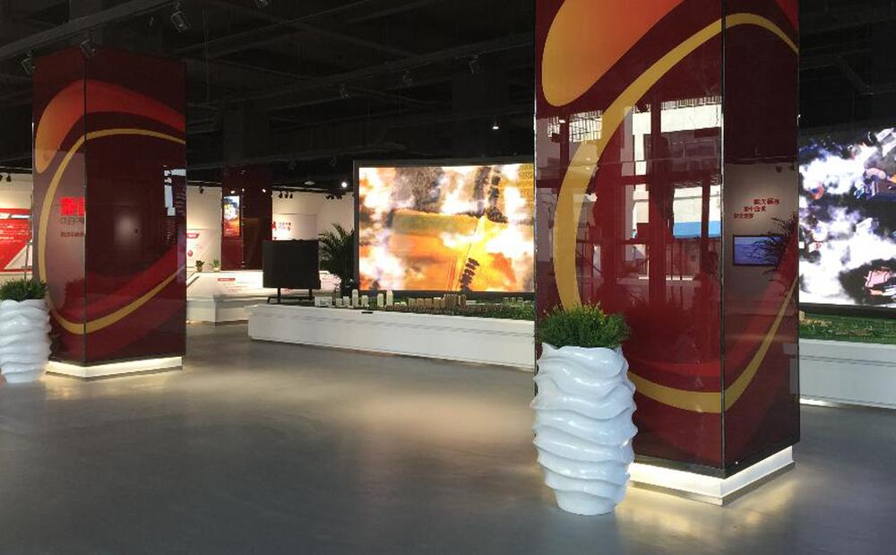 中国集展厅