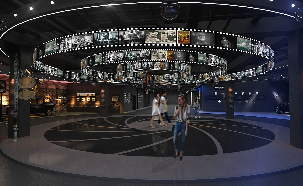 商城影院展厅