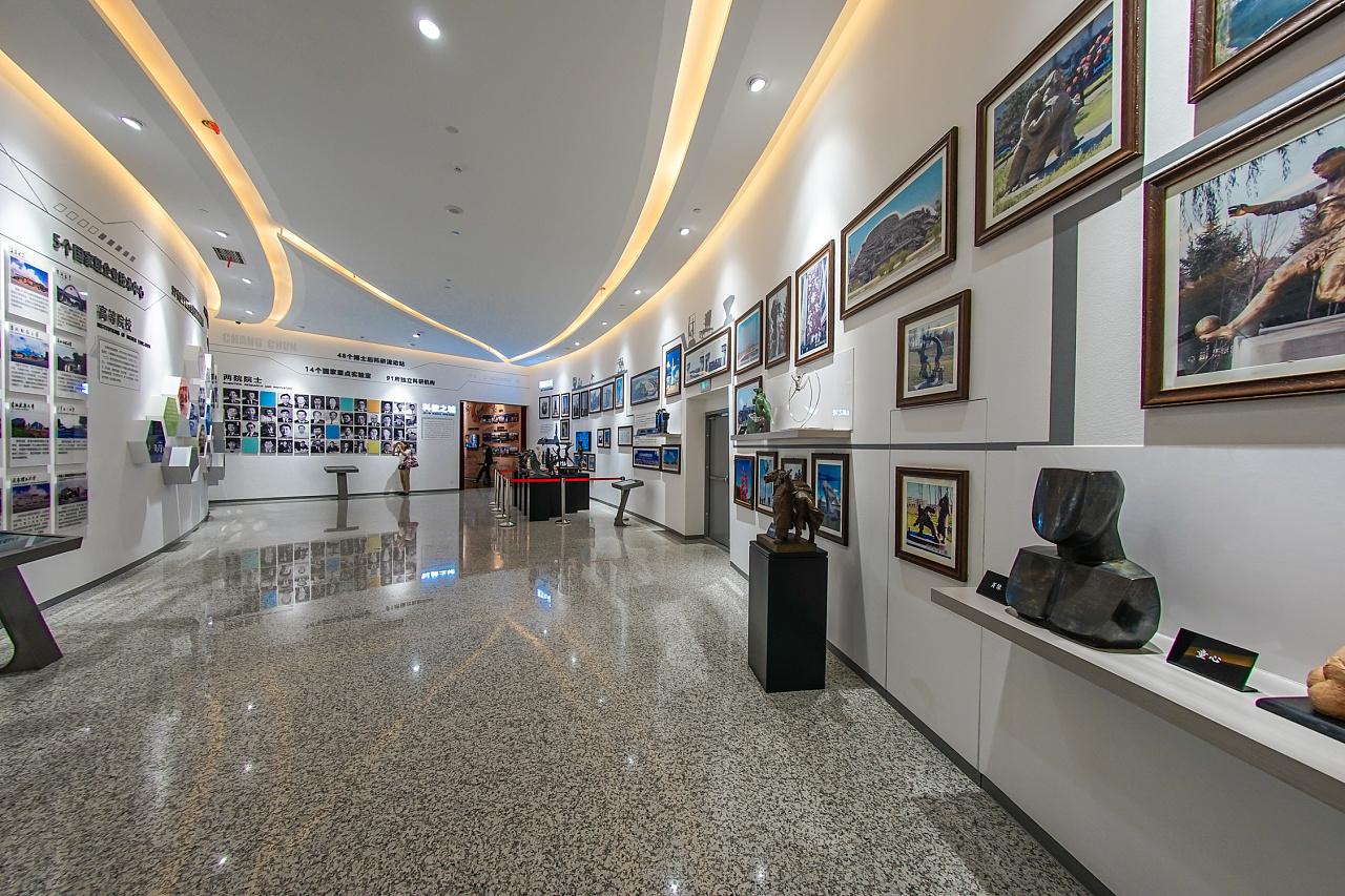 长春新区规划展览馆