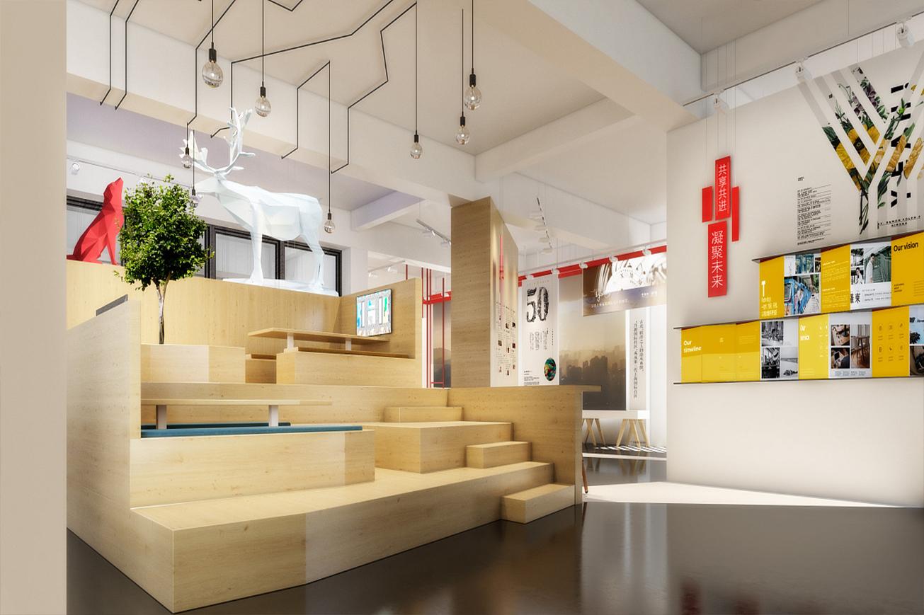 千城EPC建筑设计集团展厅