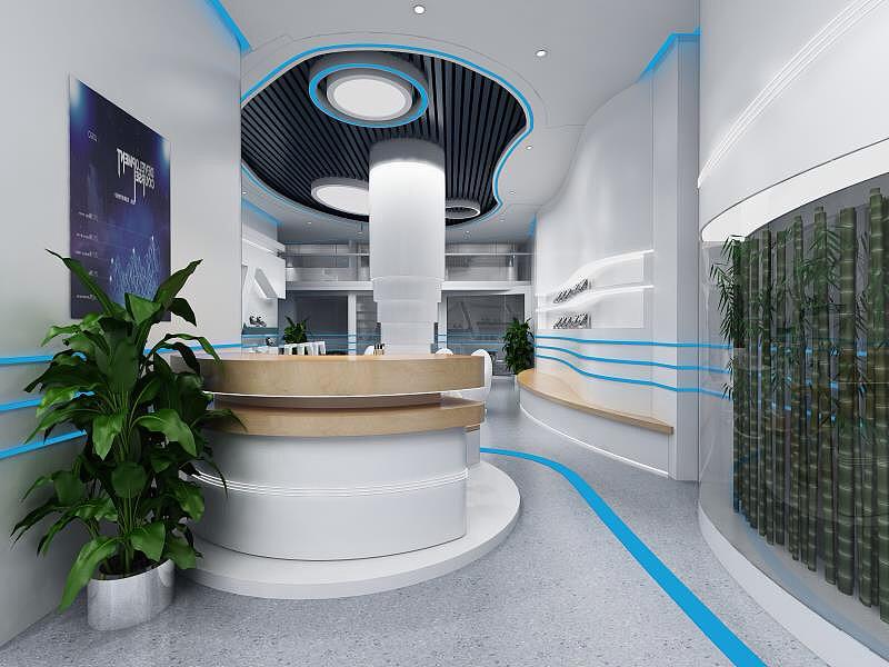 ETE电信科技体验展厅
