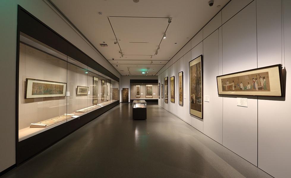 博物馆临展-大美墨言