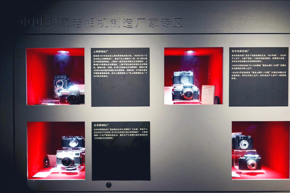 老相机制造博物馆