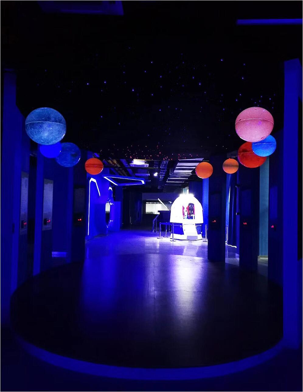 航天科技馆艺术展馆