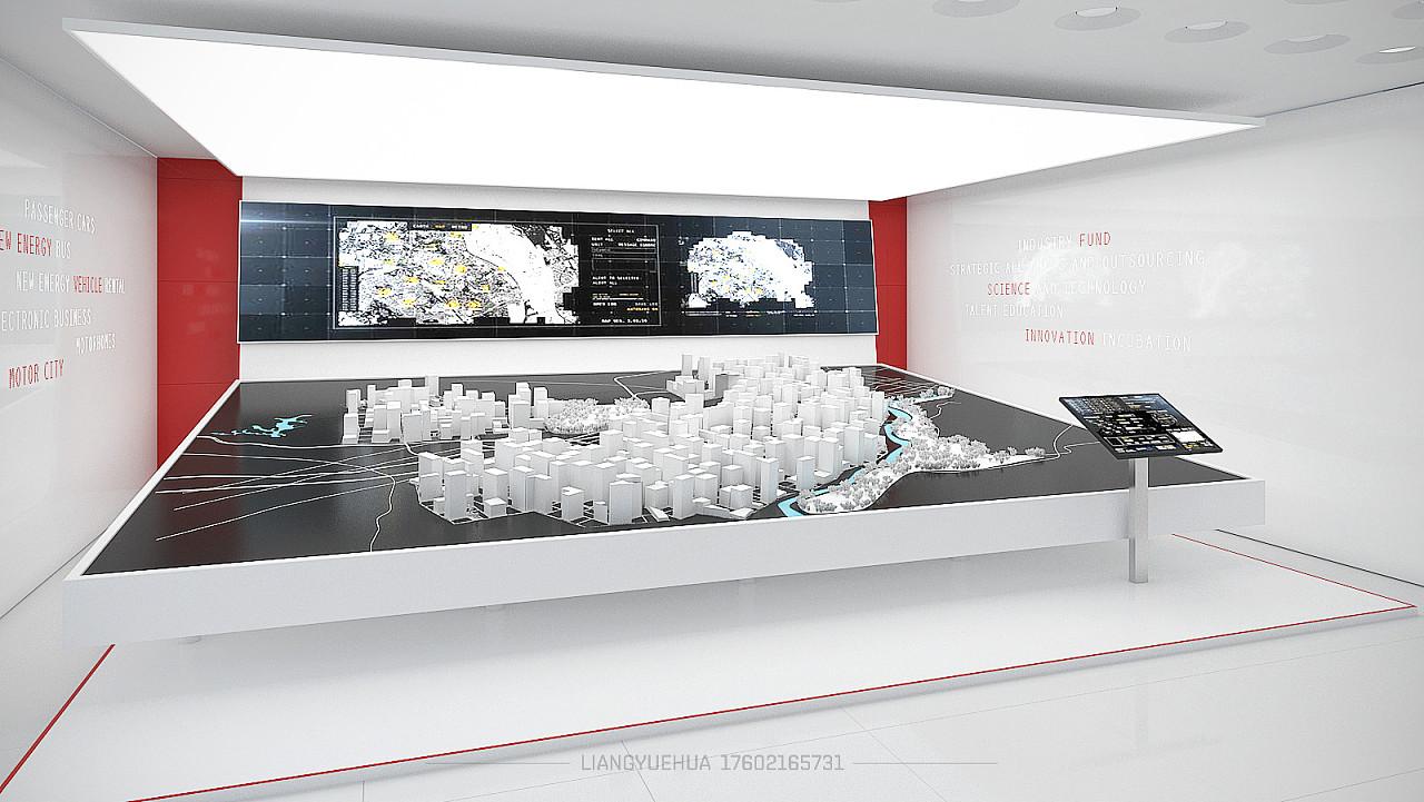 上饶市经济技术开发区汽车产业展厅