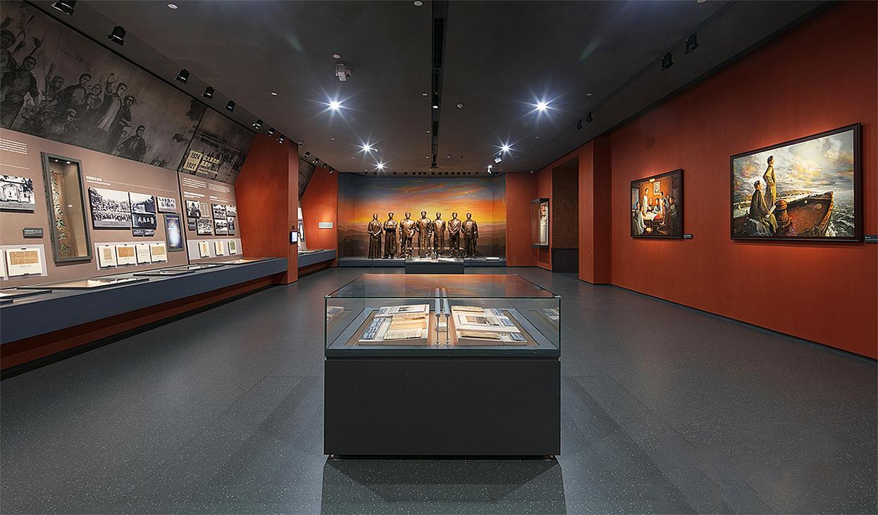 博物馆临展-华夏之花