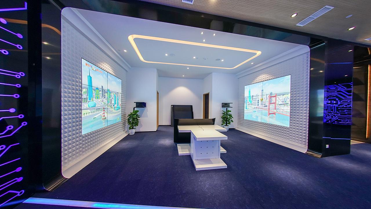南京智能制造产业园企业展馆