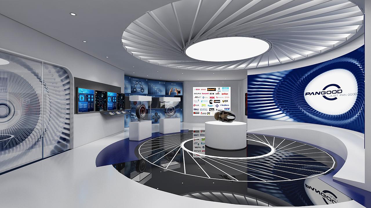 适达动力科技展厅