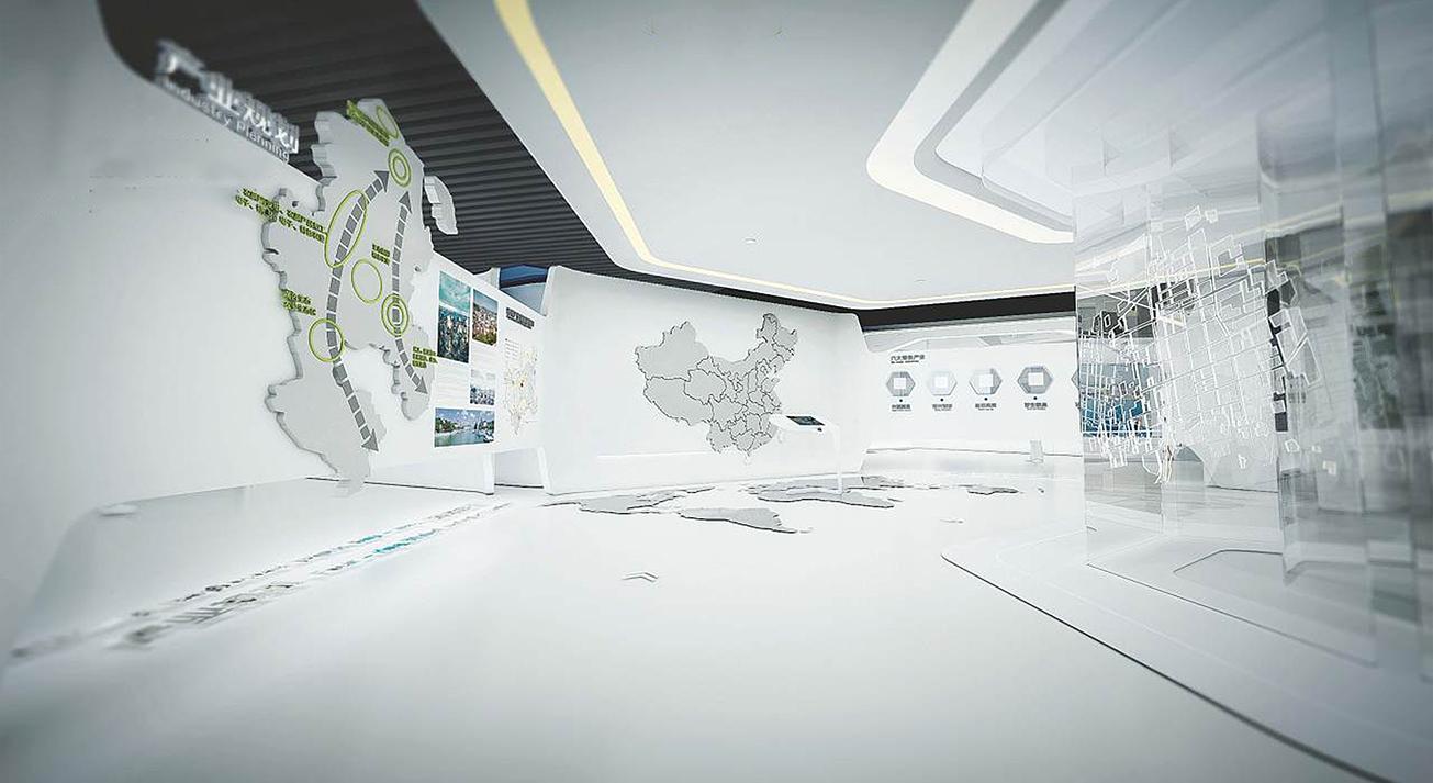 滨州城市规划馆